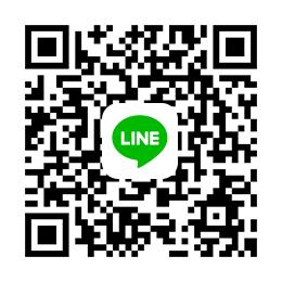 LINE 友だち追加 QRコード in harmony by @cosmestore イオンモール高岡店