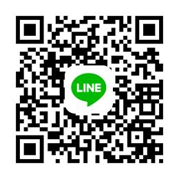 LINE 友だち追加 QRコード ルクア大阪店