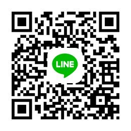 LINE 友だち追加 QRコード ルミネエスト新宿店