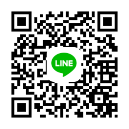 LINE 友だち追加 QRコード 渋谷マルイ店